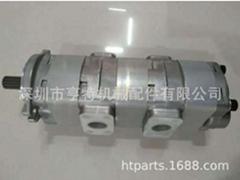原装进口岛津齿轮泵ST-272727L858钻机泵