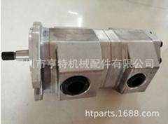 进口卡特装载机齿轮泵  8J8813 卡特齿轮泵