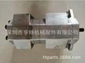 供應原裝進口卡特裝載機齒輪泵  8J8813 卡特齒輪泵 4