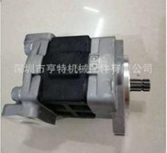 岛津齿轮泵SGP1A32L279 适用于进口吊车起重机 TCM装载机