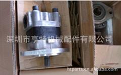 原裝KYB齒輪泵 KFP3232CFMSS 叉車 壓路機 液壓機