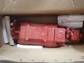 KYB GEAR PUMP KFP5145-63-KP1013CYRF-SP FOR HITACHI  EXCAVATOR W170 2
