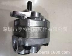 supply KYB gear pump for TCM wheel loader