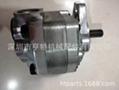 供应TCM装载机齿轮泵 KYB齿轮泵 KP1013CLFRS 4