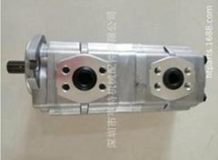 进口叉车KYB齿轮泵KRP4-30-23CKNDDN SGP