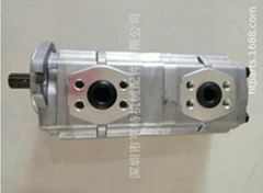 Supply KYB gear pump for FORKLIFT