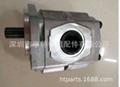 供應原裝進口KYB齒輪泵 KR
