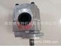 供應原裝進口KYB齒輪泵 KRP4-23CDHD 4
