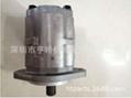 供应原装进口KYB齿轮泵 KRP4-23CDHD 5