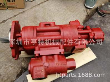 Supply KYB Hydraulic gear pump KFP5150-90-KP1013CYRF-SP for TCM Wheel Loader  1
