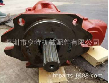 Supply KYB Hydraulic gear pump KFP5150-90-KP1013CYRF-SP for TCM Wheel Loader  4