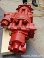 Supply KYB Hydraulic gear pump KFP5150-90-KP1013CYRF-SP for TCM Wheel Loader  5