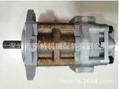 供应SHIMADZU岛津SDYB567L483齿轮泵适用于叉车装载机液压机吊车 1