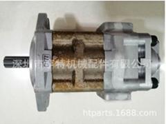 供應SHIMADZU島津SDYB567L483齒輪泵適用於叉車裝載機液壓機吊車