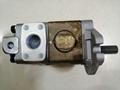 供应SHIMADZU岛津SDYB567L483齿轮泵适用于叉车装载机液压机吊车 2