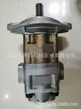 供应SHIMADZU岛津SDYB567L483齿轮泵适用于叉车装载机液压机吊车 3