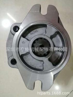 供应SHIMADZU岛津SDYB567L483齿轮泵适用于叉车装载机液压机吊车 5