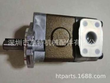 供應進口叉車齒輪泵 島津齒輪泵 SGP2-40L922 SHIMADZU齒輪泵 1