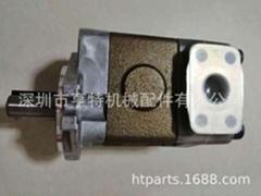 供應進口叉車齒輪泵 島津齒輪泵 SGP2-40L922 SHIMADZU齒輪泵