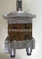 供應進口叉車齒輪泵 島津齒輪泵 SGP2-40L922 SHIMADZU齒輪泵 2