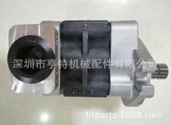 日本原装进口岛津齿轮泵SGP1-32L318 适用于叉车装载机