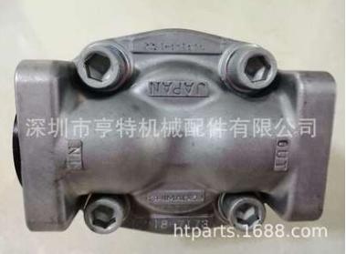 日本原裝進口島津齒輪泵SGP1-32L318 適用於叉車裝載機 2