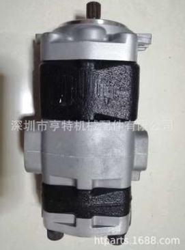 供應叉車液壓機裝載機鑽機吊車 KYB齒輪泵 KFP2233-14CDCS 3