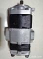 供应叉车液压机装载机钻机吊车 KYB齿轮泵 KFP2233-14CDCS 3