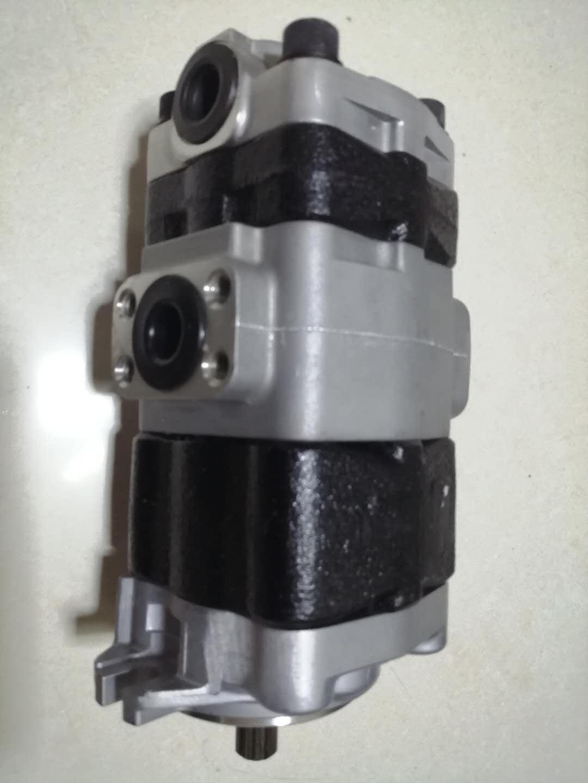 供應叉車液壓機裝載機鑽機吊車 KYB齒輪泵 KFP2233-14CDCS 4