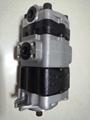 供应叉车液压机装载机钻机吊车 KYB齿轮泵 KFP2233-14CDCS 4
