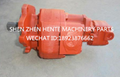 KAYABA HYDRAULIC GEAR PUMP KFP5163-56CSMSDF FOR TCM FORKLIFT WHEEL LOADER 1