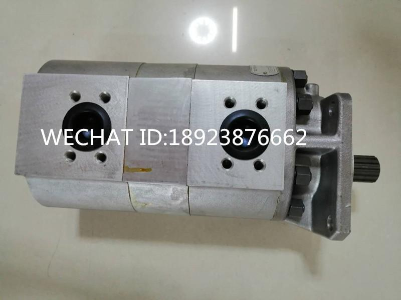 KAYABA HYDRAULIC GEAR PUMP TP20250-250CZ FOR WHEEL LOADER AND FORKLIFT 1