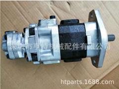 日本原装KYB KAYABA卡亚巴齿轮泵KFP3260-KP1005AK