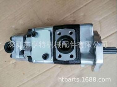 日本原裝KYB KAYABA卡亞巴齒輪泵KFP3260-KP1005AK 2