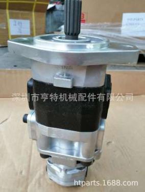 日本原裝KYB KAYABA卡亞巴齒輪泵KFP3260-KP1005AK 4