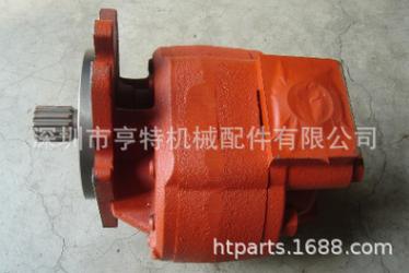 KYB齿轮泵 KAYABA卡亚巴 吊车液压泵路面机械配件KFP5190CSMSF 1