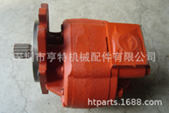 KYB齒輪泵 KAYABA卡亞巴 吊車液壓泵路面機械配件KFP5190CSMSF
