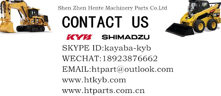 供應TCM裝載機齒輪泵 KYB齒輪泵 KP1013CLFRS 6