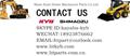 KYB hydraulic gear  pump KFP51100CSMSL for forklift 4