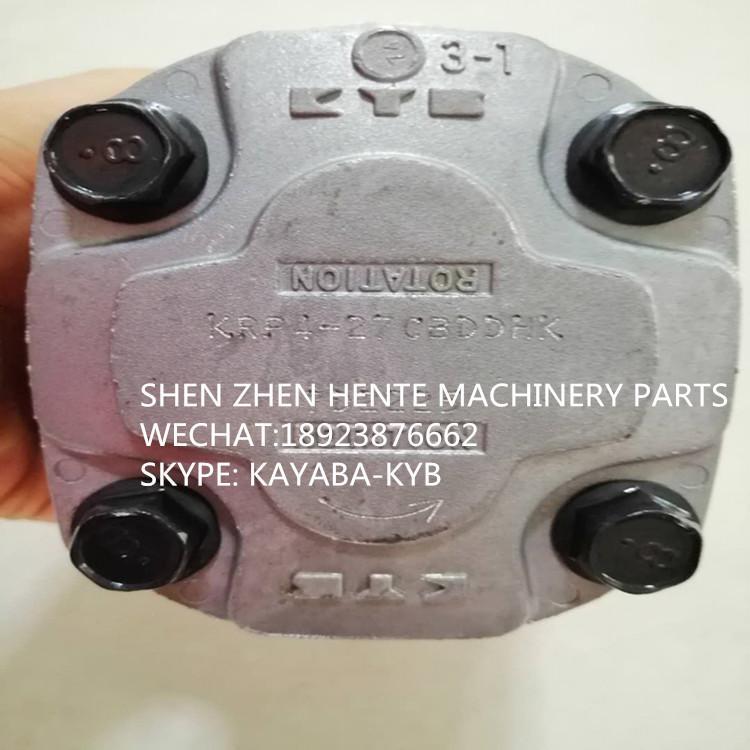 供應日本進口KYB齒輪泵KRP4-27CBDDHJ 2