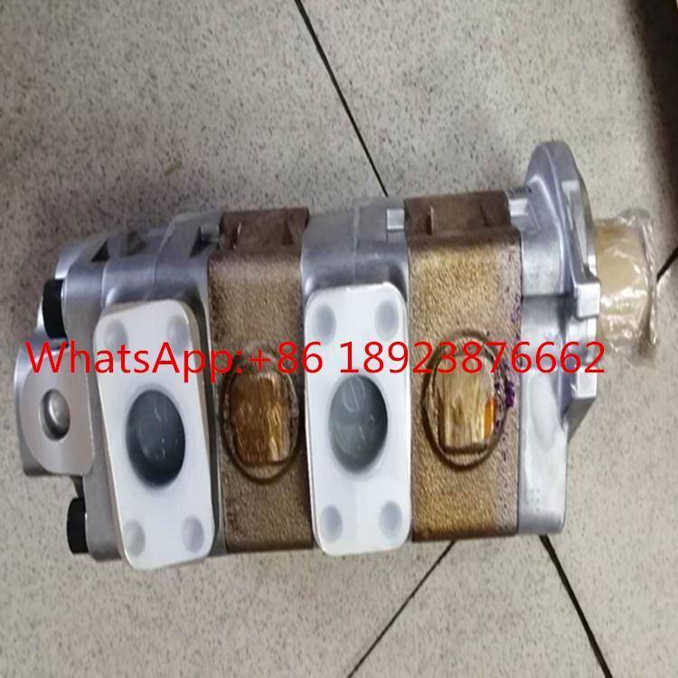 原裝進口SHIMADZU島津齒輪泵STY-36273.5R832用於TCM叉車 1
