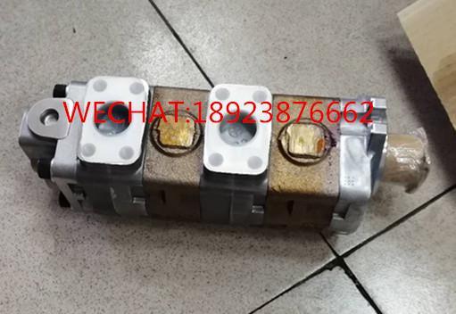 原裝進口SHIMADZU島津齒輪泵STY-36273.5R832用於TCM叉車 3