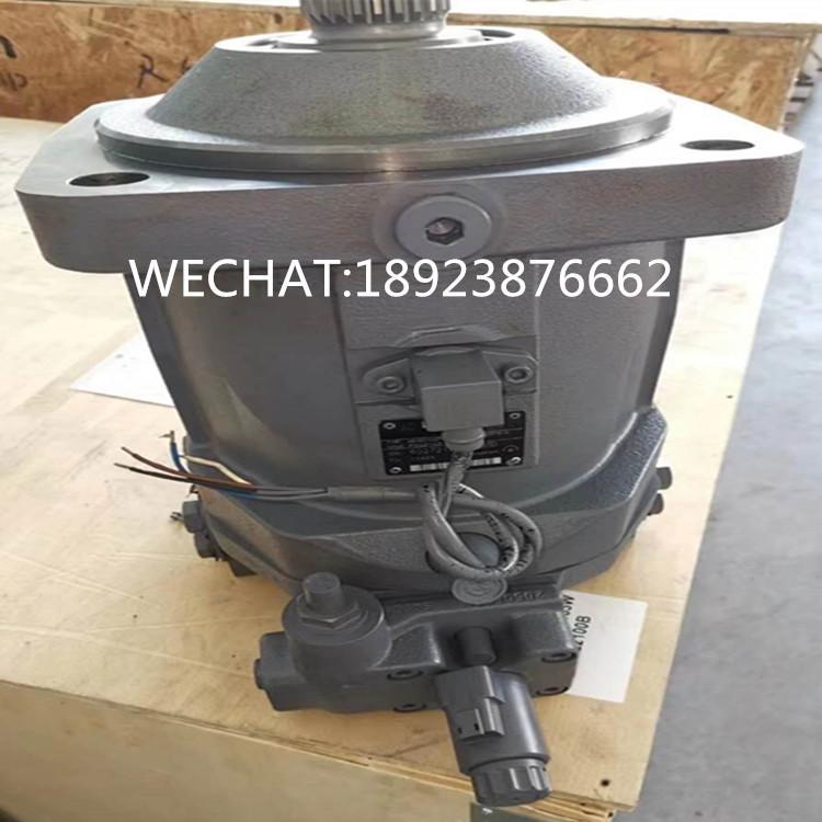 供應力士樂液壓泵馬達A6VM200EP2D/63W-VABO20FPB-K 1