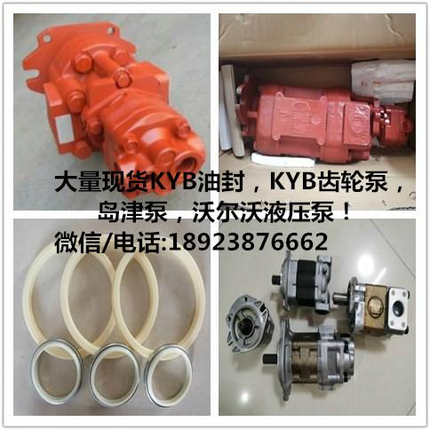 KFP5163-63CBNSF  KYB GEAR PUMP 1
