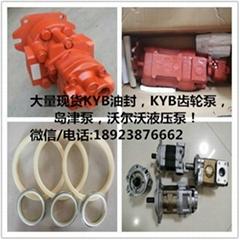 KFP5163-63CBNSF 日本原装进口 KYB齿轮泵