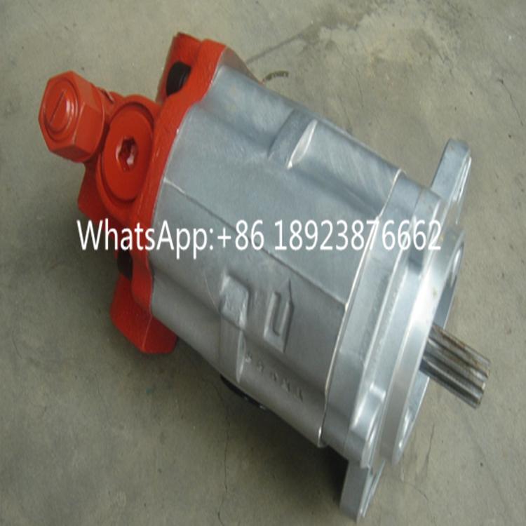 原裝進口卡亞巴KYB齒輪泵 KRP4-27AVNFN6 KAYABA 2