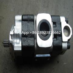 原裝進口KAYABA 液壓泵KFP2227-19CAFS