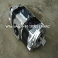原装进口KAYABA 液压泵KFP2227-19CAFS 2