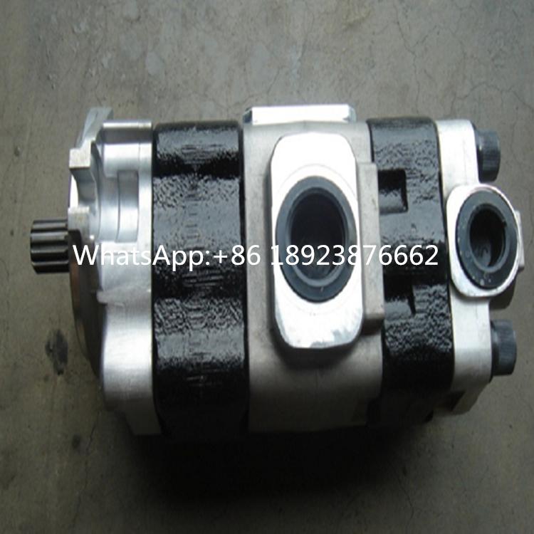 原装进口KAYABA 液压泵KFP2227-19CAFS 4