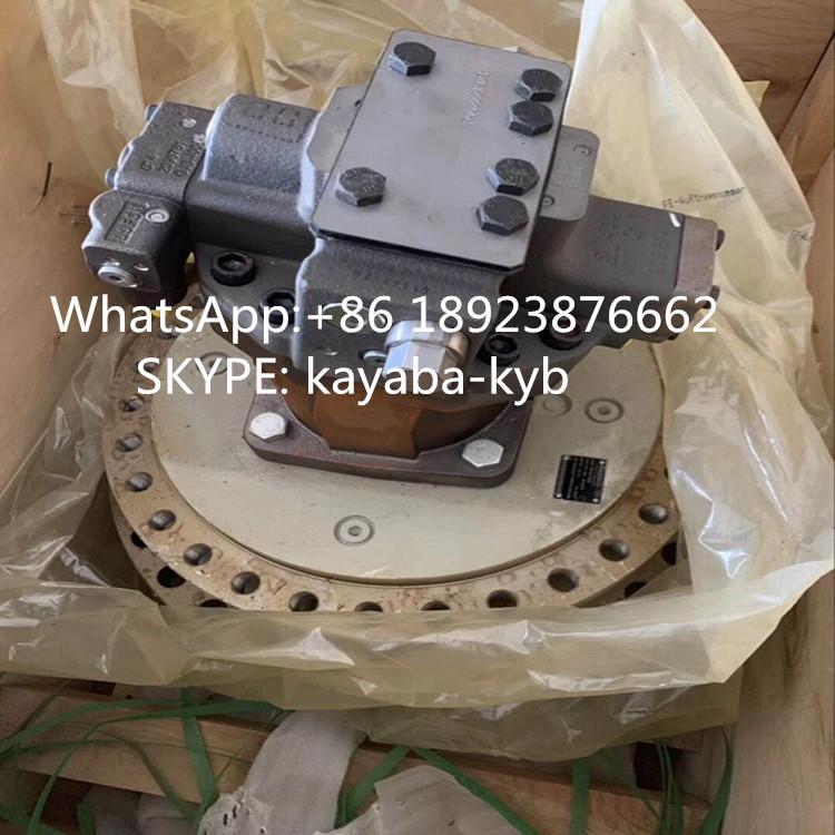 力士樂液壓泵 A6VM215HP5D10001H/71MWVOS4A2800-0 神鋼SK120-5.5 1